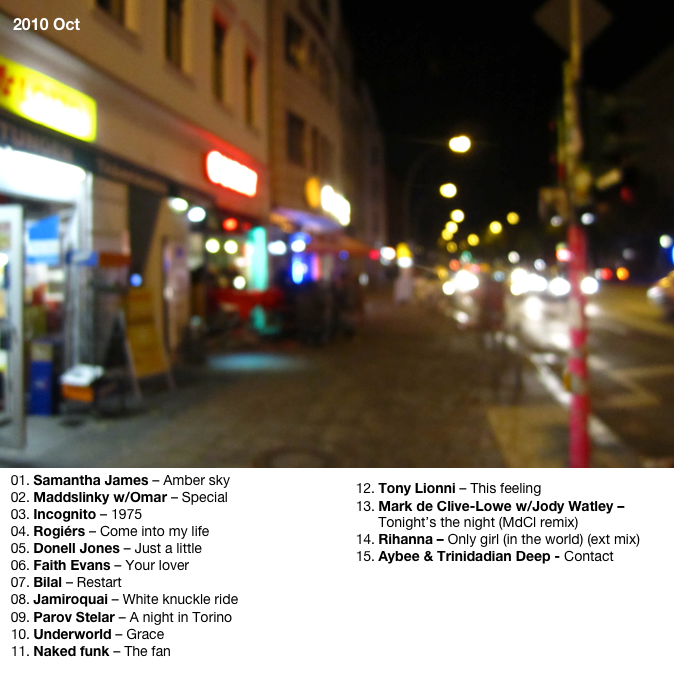 stand on Rosenthaler strasse, Berlin, as I remember it. 10/10 points.